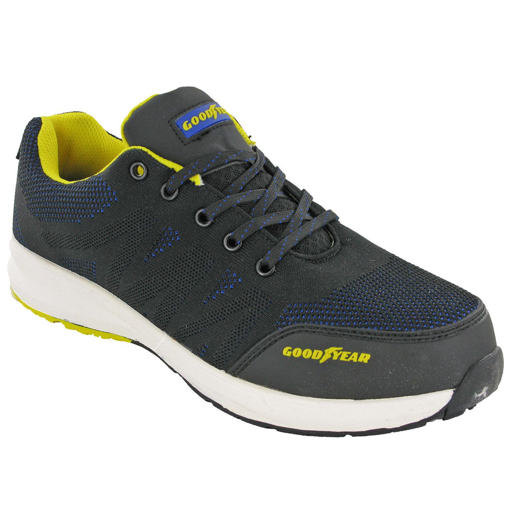 Goodyear 1560 Safety Trainers-ShoeShoeBeDo