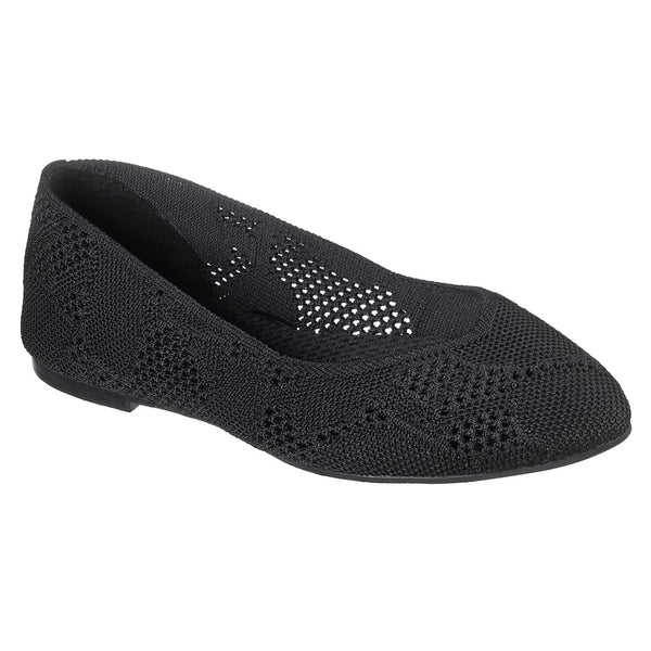 Skechers Cleo – Knitty City Flats