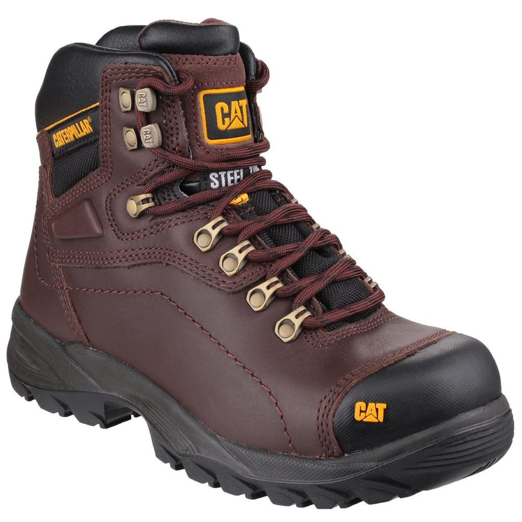 CAT Caterpillar Diagnostic Safety Boots