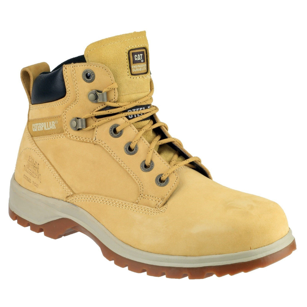 CAT Caterpillar Kitson Safety Boots