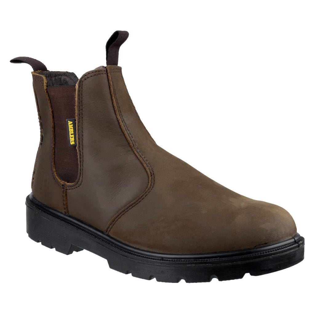 Amblers FS128 Safety Boots-ShoeShoeBeDo