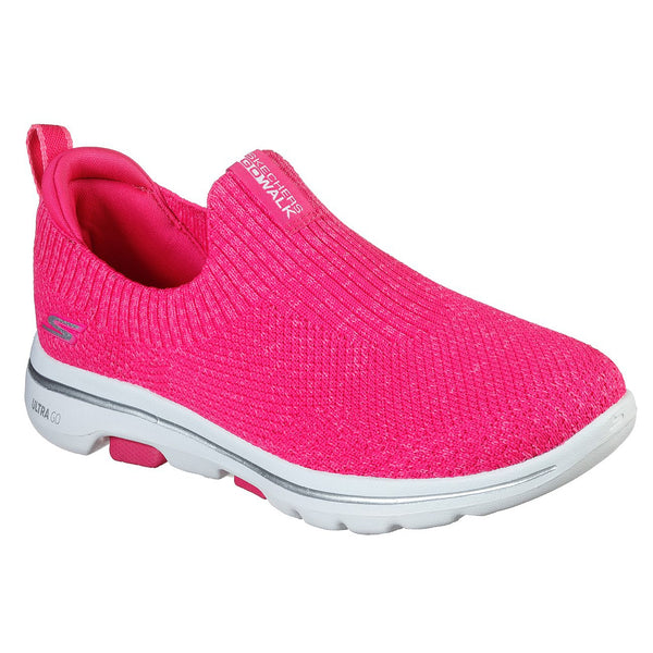 Skechers GoWalk 5 – Trendy Trainers