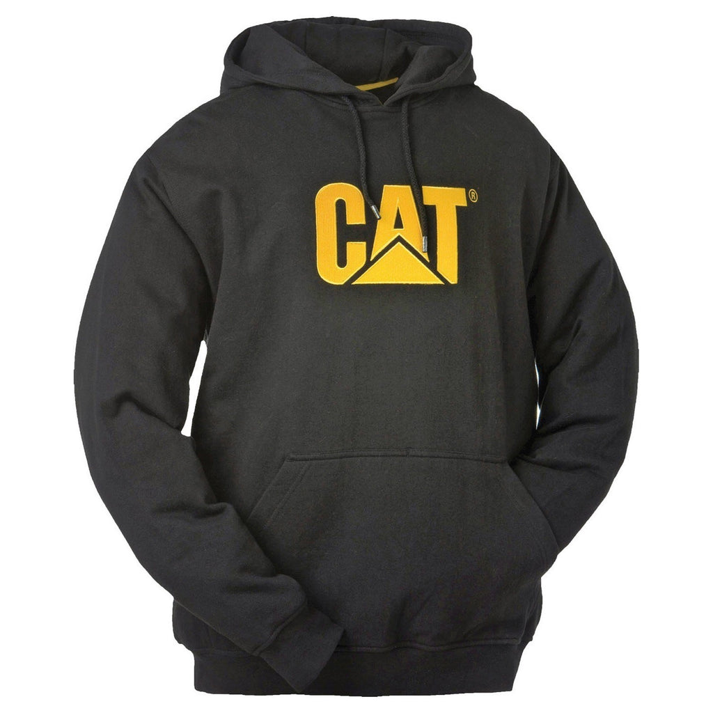 CAT Caterpillar Trademark Sweatshirt Hoodie-ShoeShoeBeDo