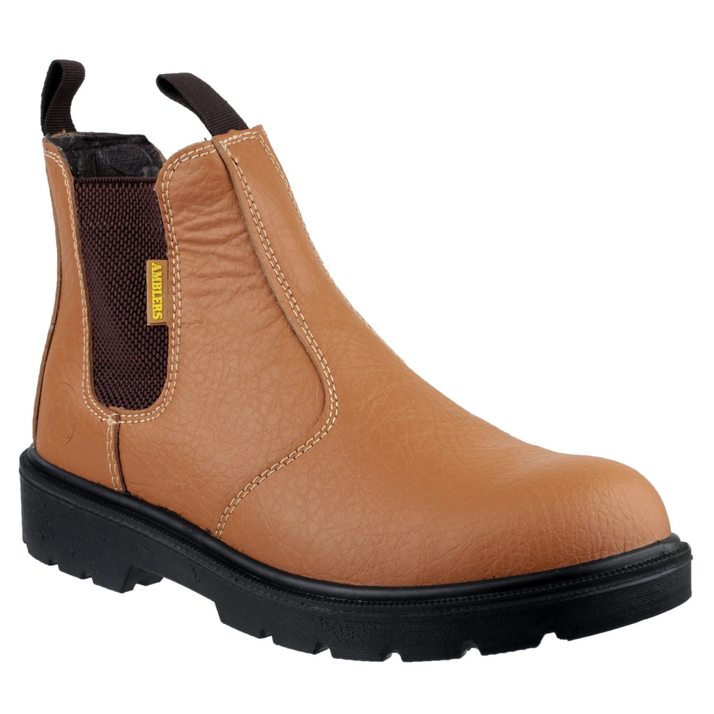 Amblers FS115 Safety Boots-ShoeShoeBeDo