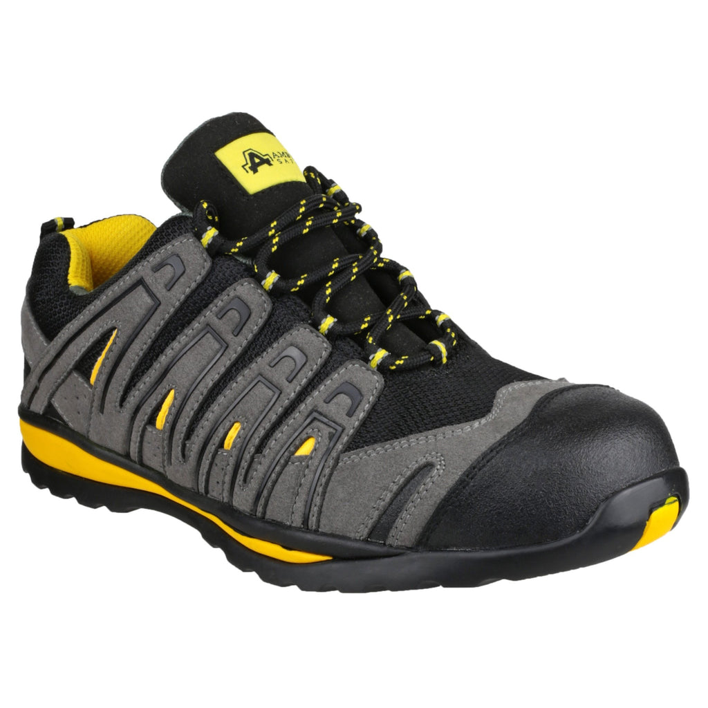 Amblers FS42C Safety Trainers-ShoeShoeBeDo