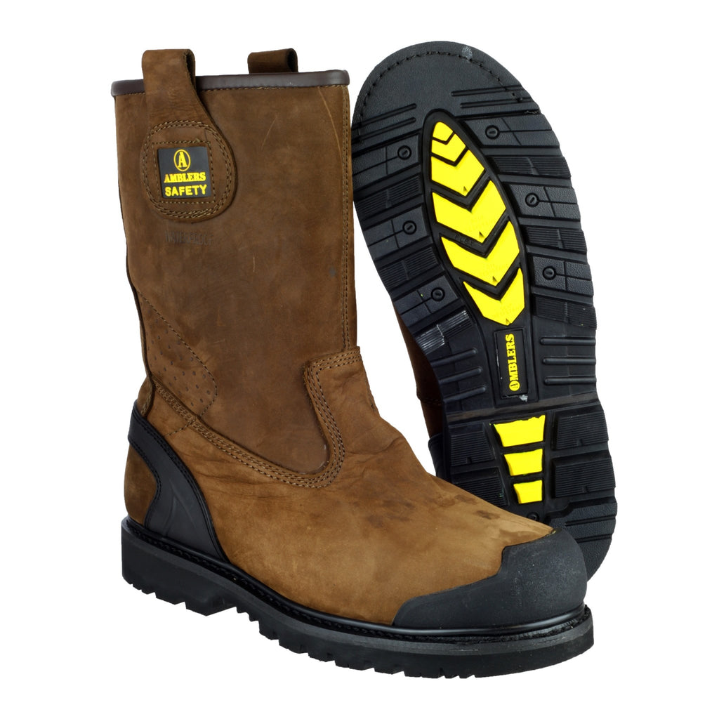 Amblers FS223C Safety Boots
