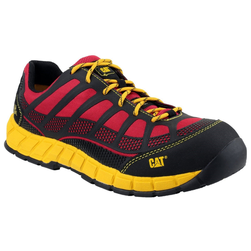 CAT Caterpillar Streamline S1P Safety Trainers