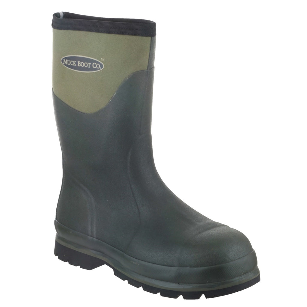 Muck Boots Humber Safety Wellington Boots-ShoeShoeBeDo