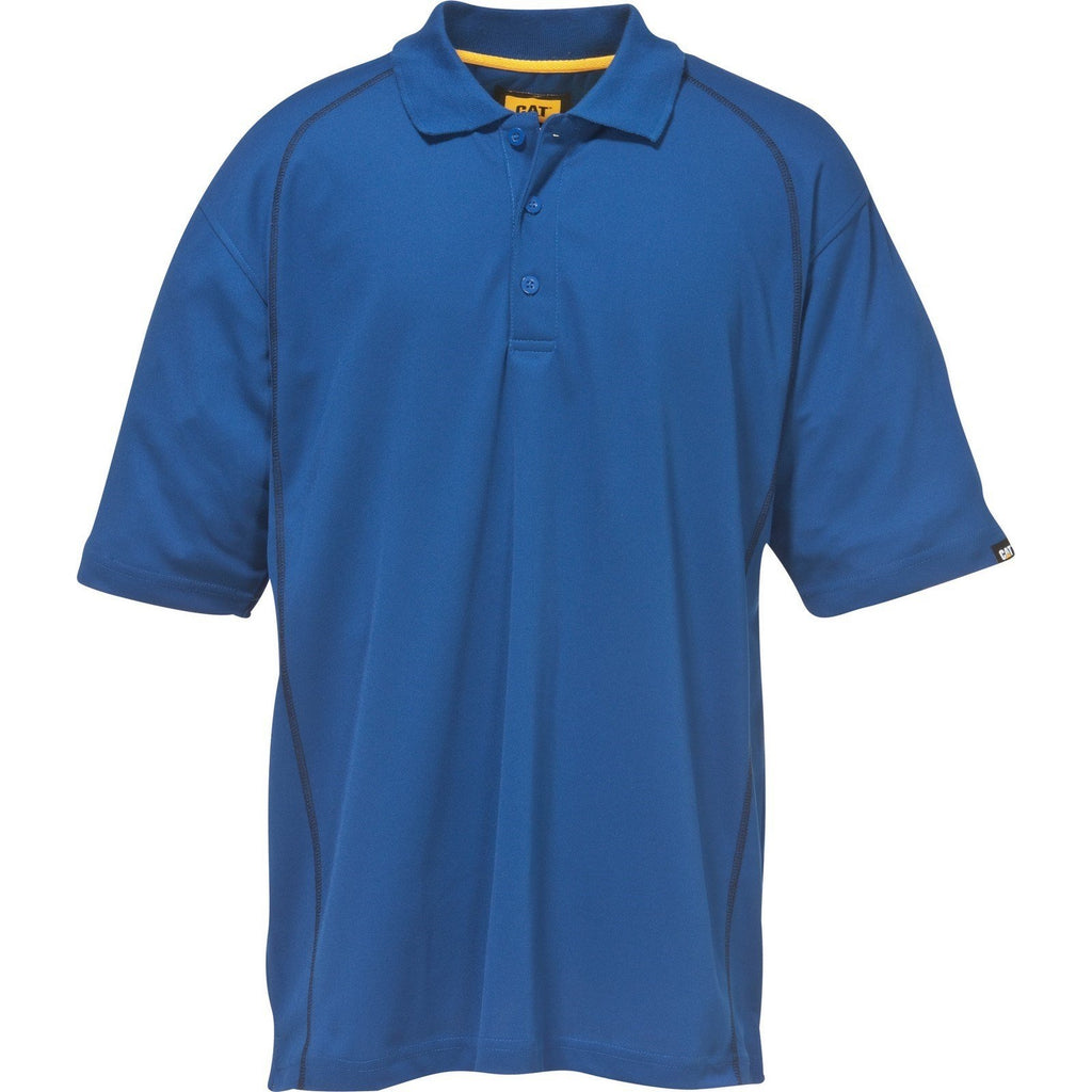 CAT Caterpillar Advanced Performance Polo Shirt