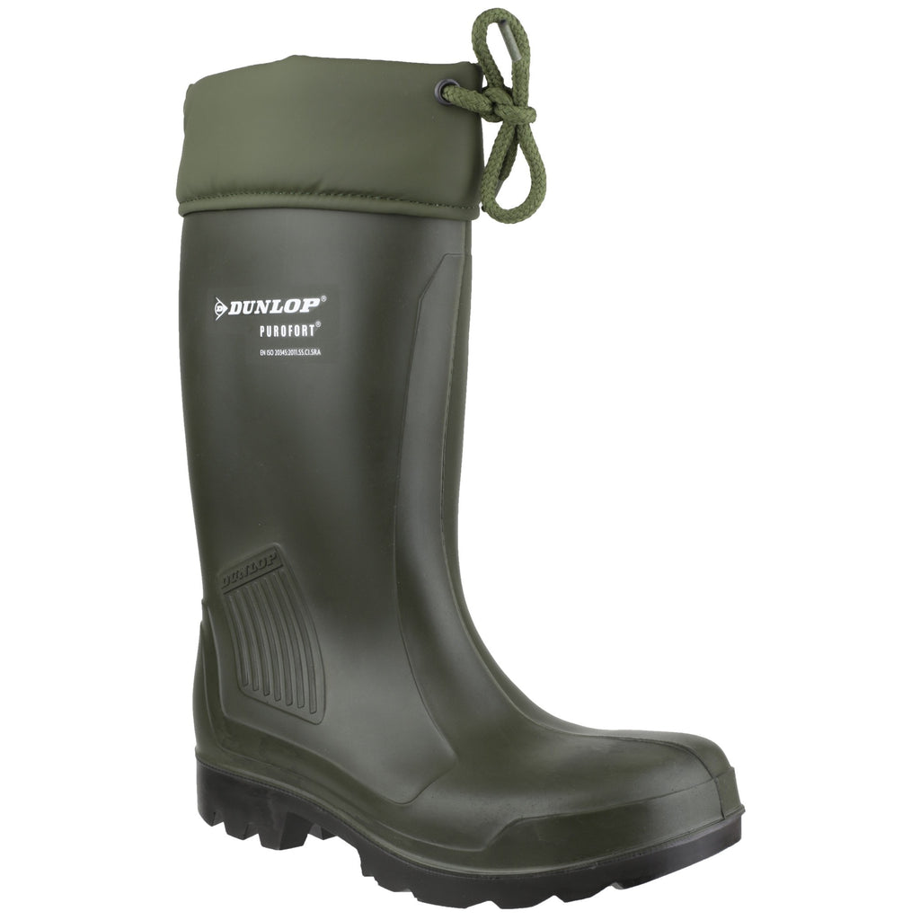 Dunlop Thermoflex Safety Wellingtons