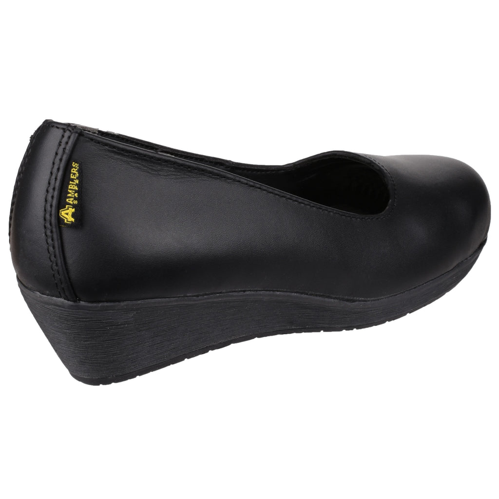 Amblers FS107 Safety Flat Shoes