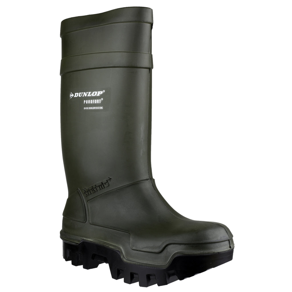 Dunlop Purofort Thermo+Safety Wellingtons-ShoeShoeBeDo