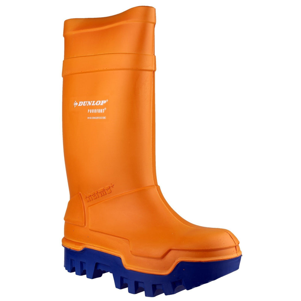 Dunlop Purofort Thermo+ Safety Wellingtons
