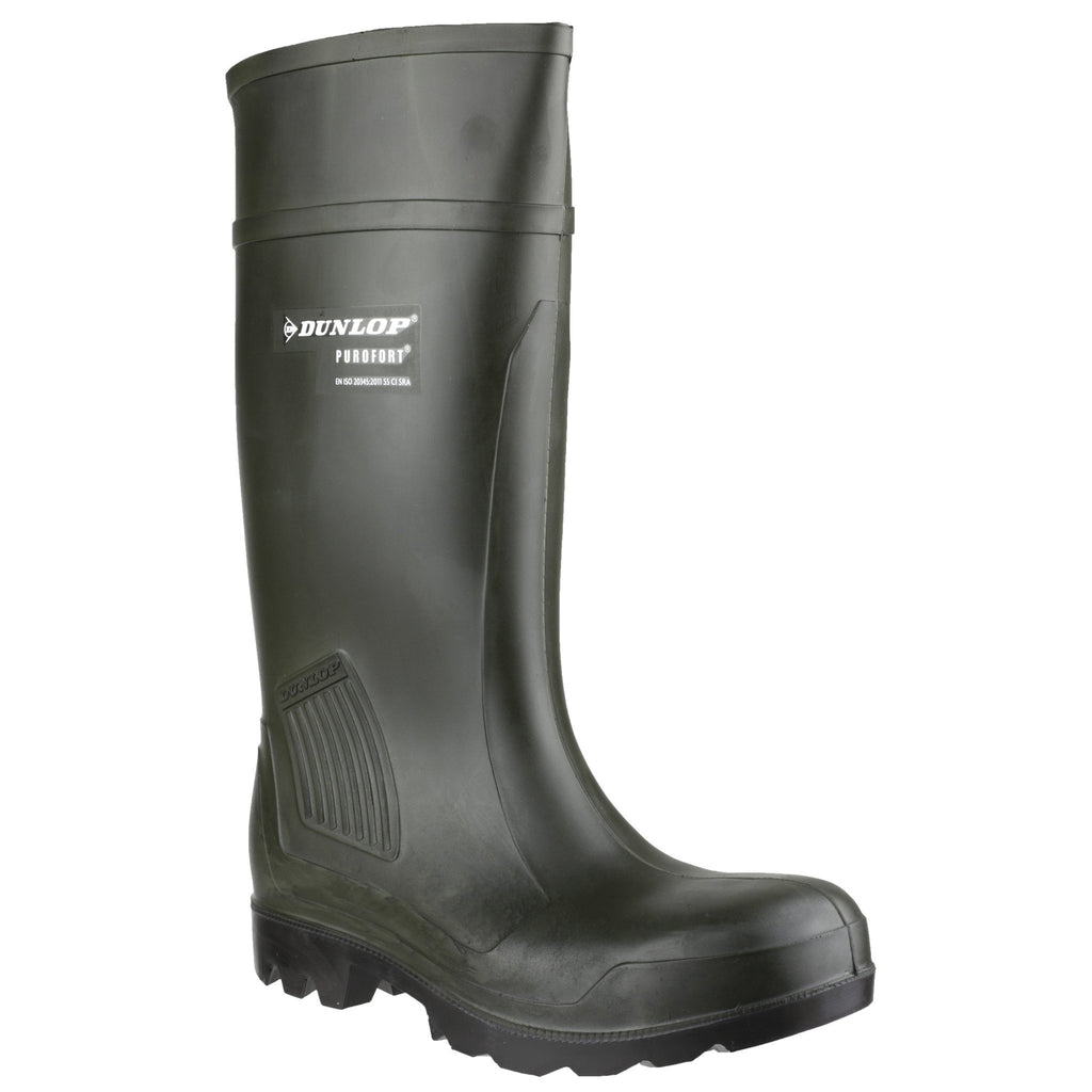 Dunlop Purofort Professional Safety Wellingtons