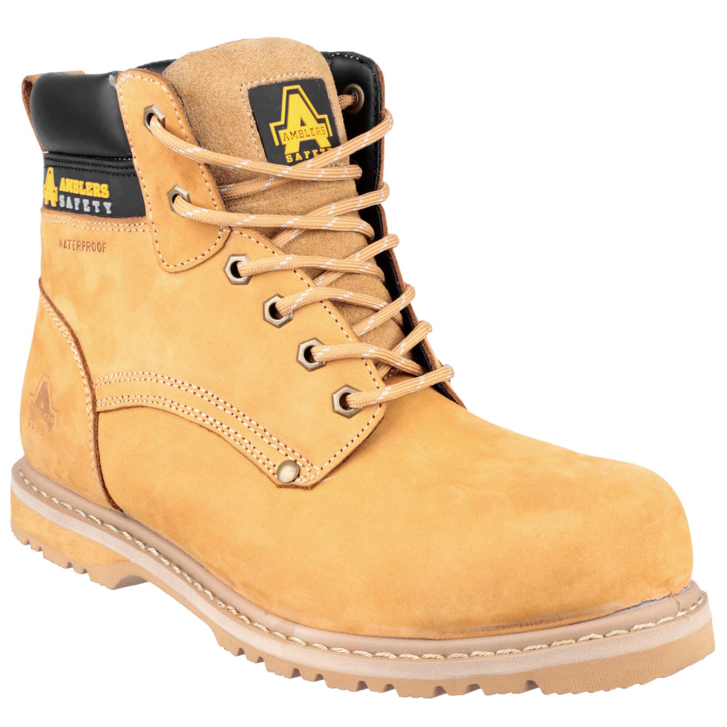 Amblers FS147 Safety Boots-ShoeShoeBeDo