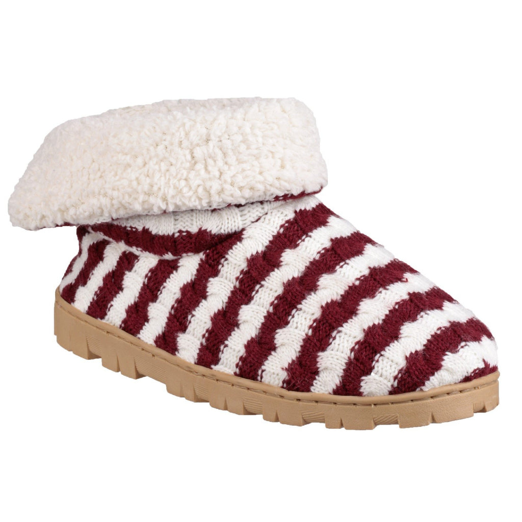 Divaz Latvia Bootie Slippers-ShoeShoeBeDo
