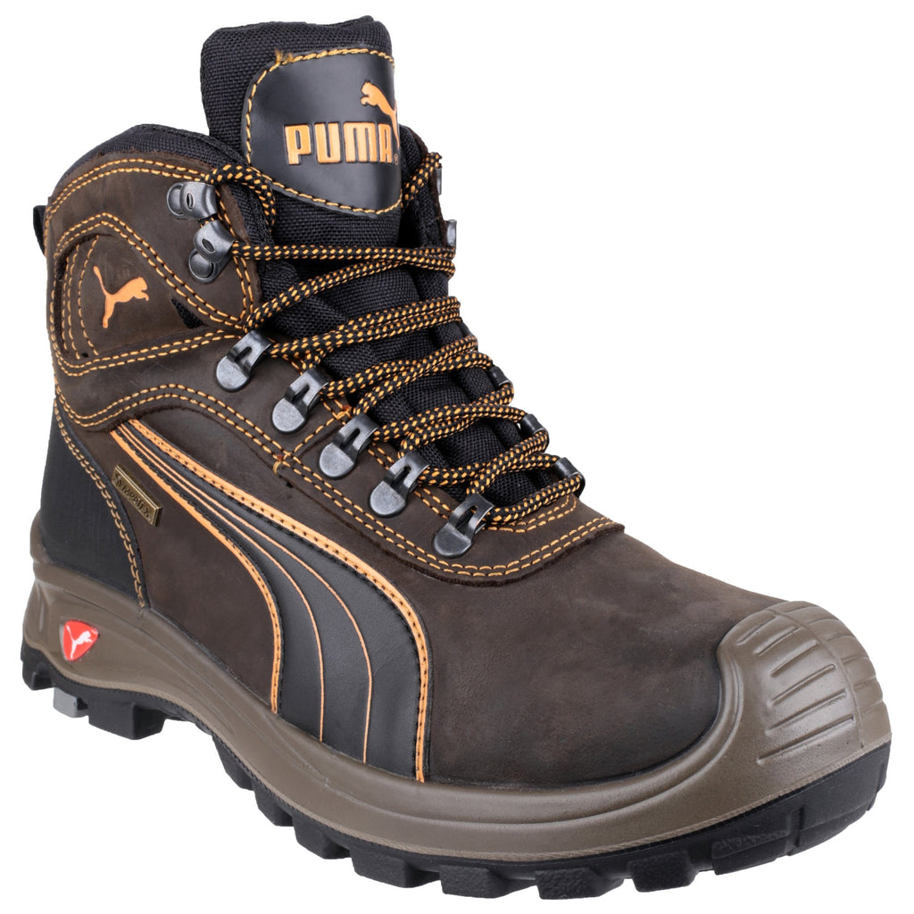 Puma Sierra Nevada Mid Safety Boots-ShoeShoeBeDo
