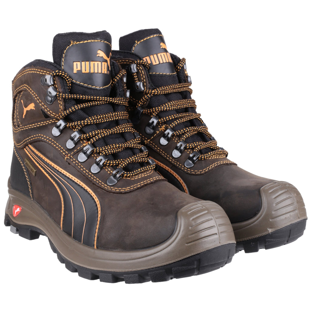 Puma Sierra Nevada Mid Safety Boots