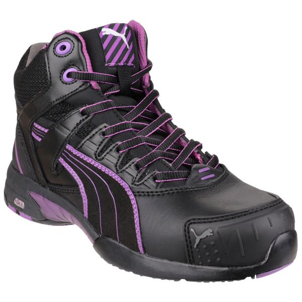 Puma Stepper Mid Safety Boots-ShoeShoeBeDo