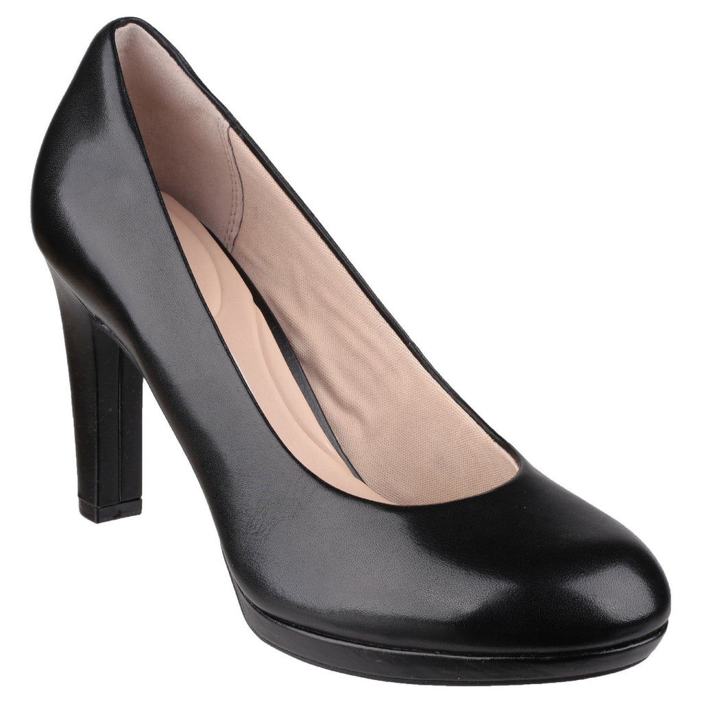 Rockport Seven To 7 Ally Plain Court Shoes-ShoeShoeBeDo