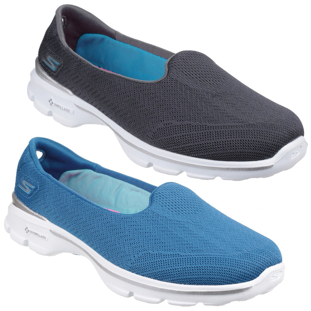 Skechers Go Walk 3 Insight Sports Trainers