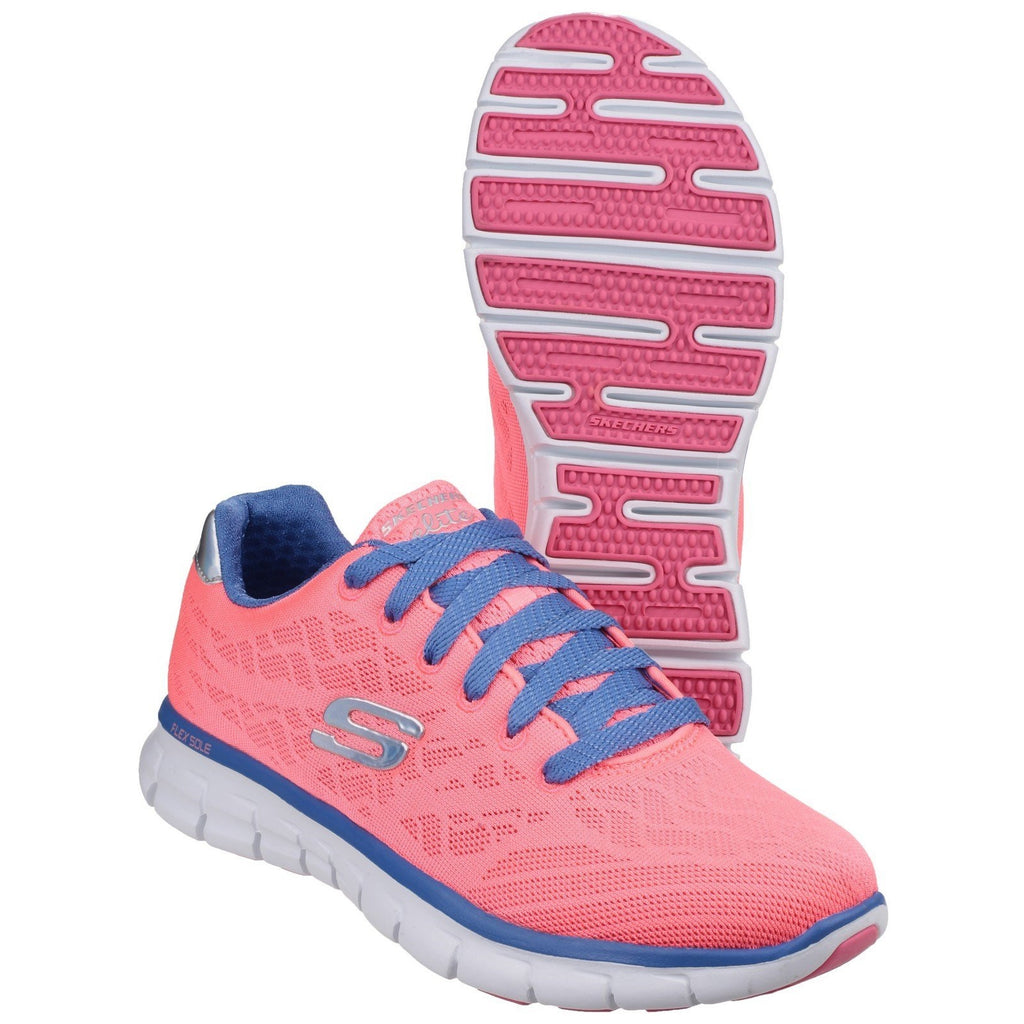 Skechers Synergy Moonlight Madness Sports Trainers
