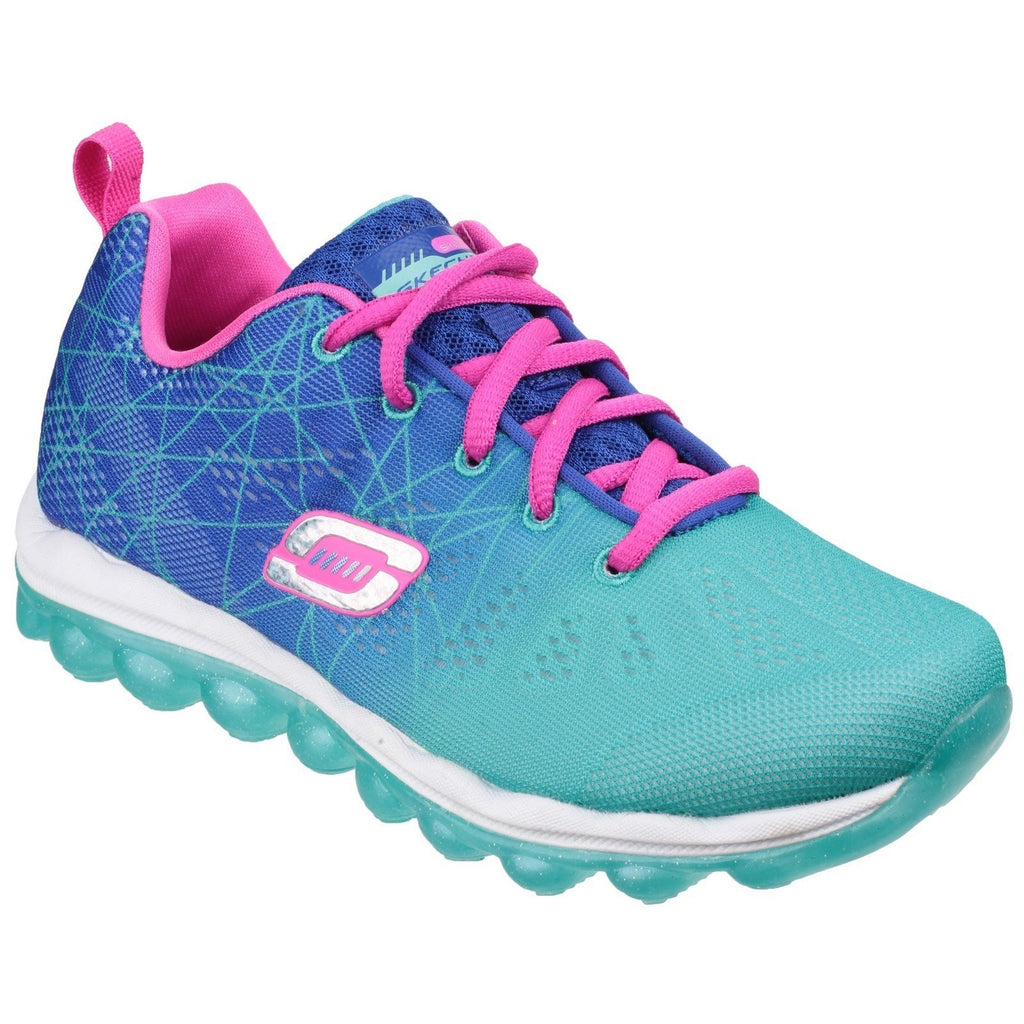 Skechers Skech Air Laser Kids Sports Trainers