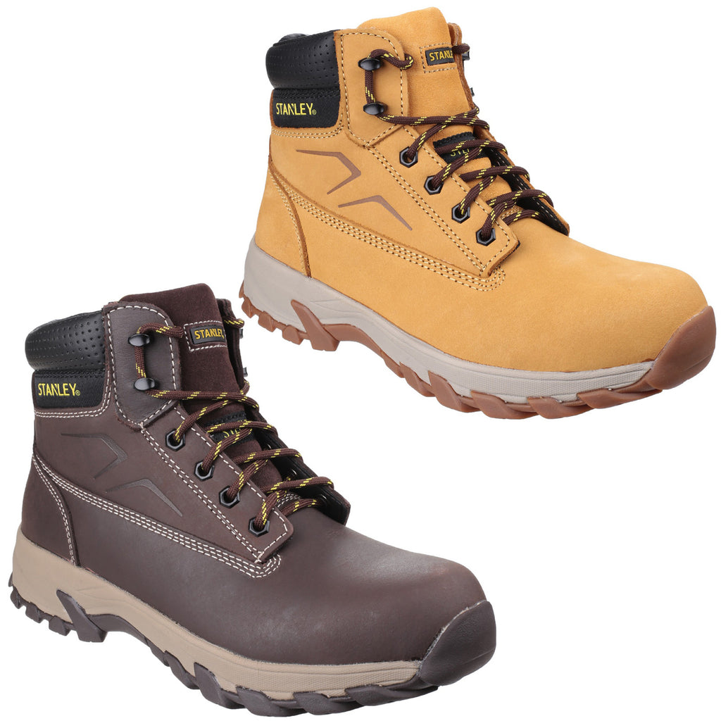 Stanley Tradesman Safety Boots-ShoeShoeBeDo