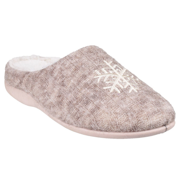 Fleet & Foster Metz Mule Slippers