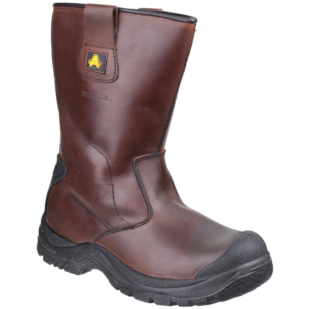 Amblers AS249 Cadair Safety Rigger Boots