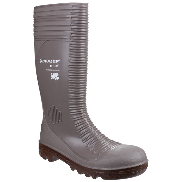 Dunlop Acifort Concrete Wellington Boots-ShoeShoeBeDo
