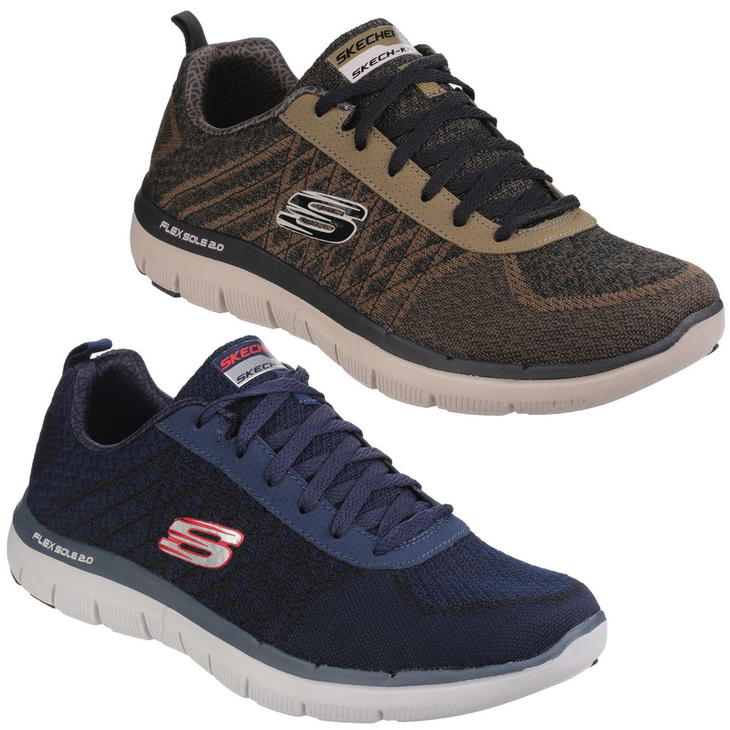 Skechers Flex Advantage 2.0 Golden Point Trainers