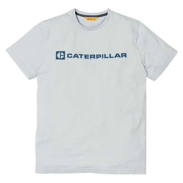 CAT Caterpillar Block T-Shirt