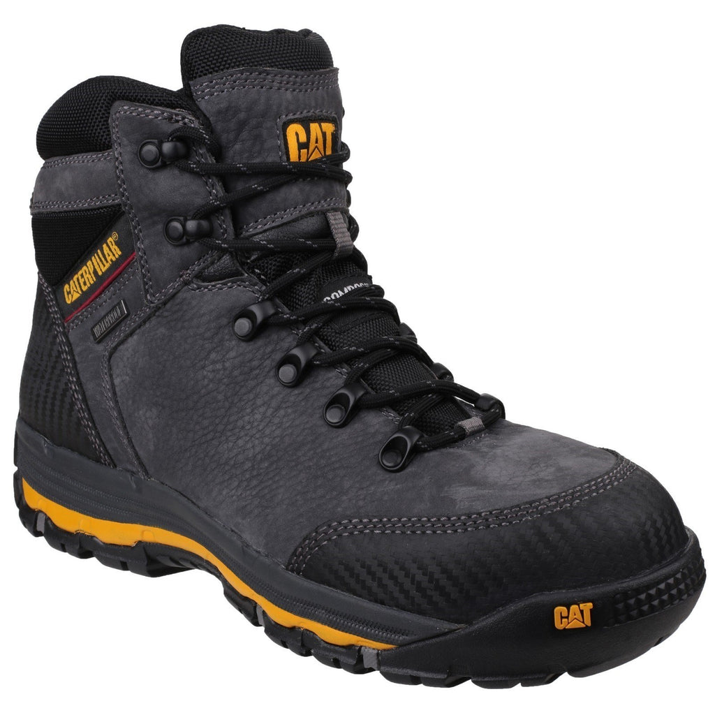 CAT Caterpillar Munising Safety Boots-ShoeShoeBeDo