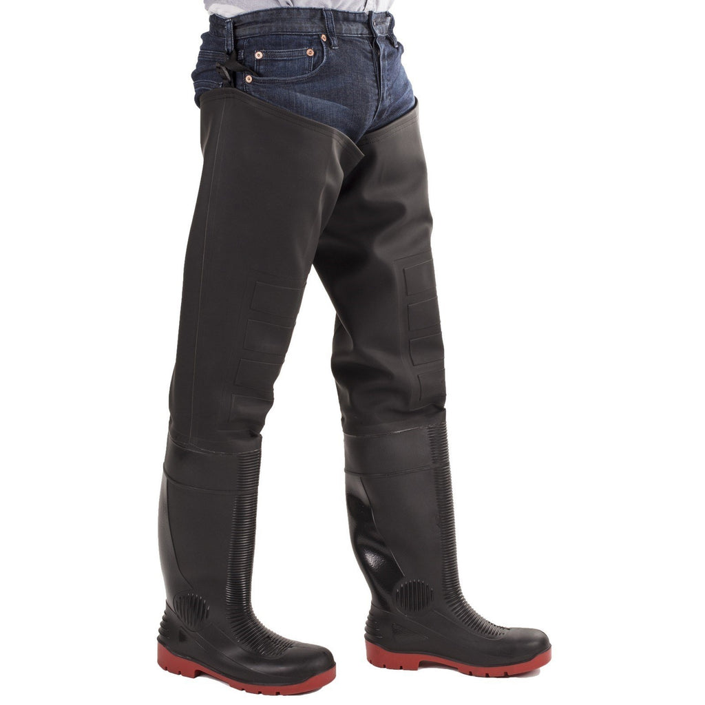 Amblers Rhone Thigh Safety Wader-ShoeShoeBeDo