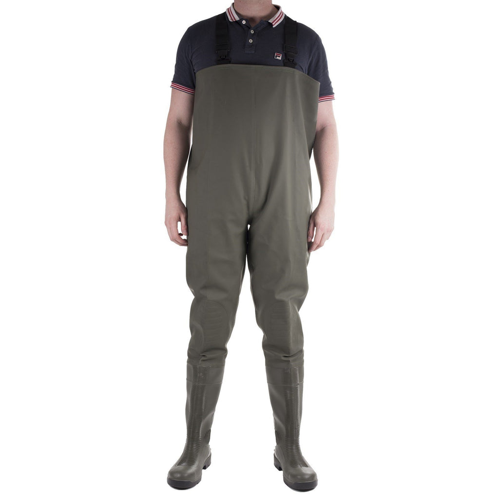 Amblers Tyne Chest Safety Wader-ShoeShoeBeDo