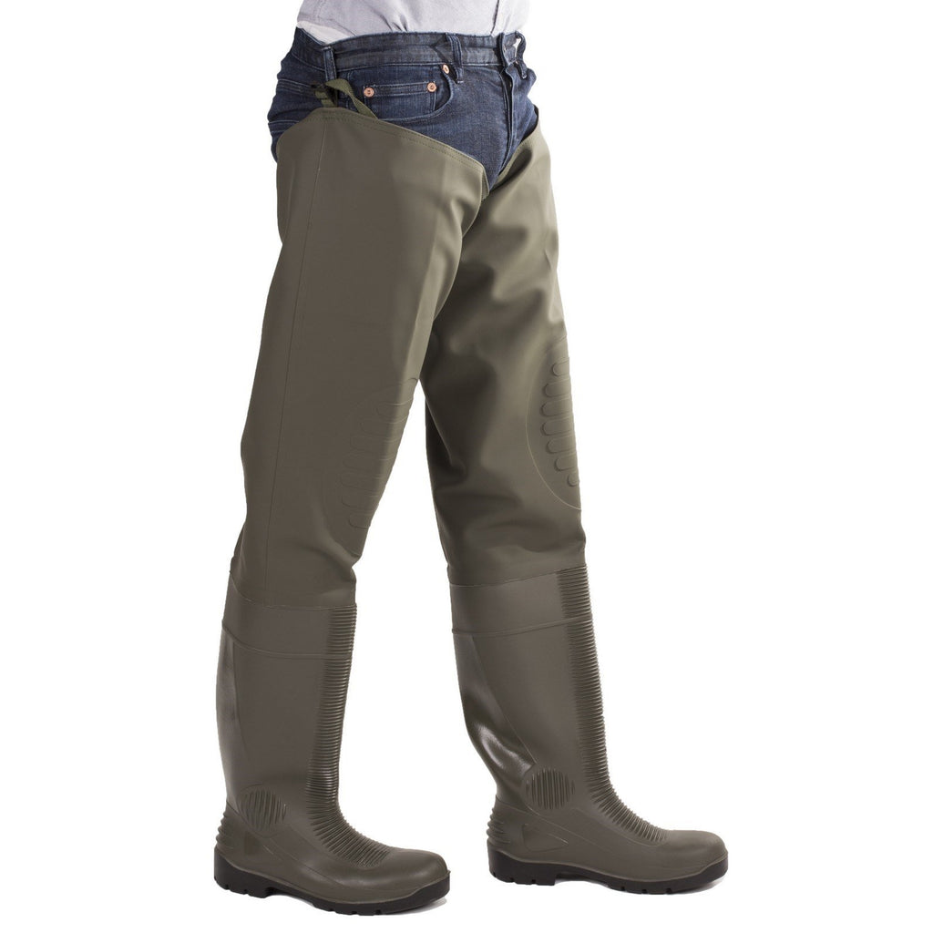 Amblers Forth Thigh Safety Wader
