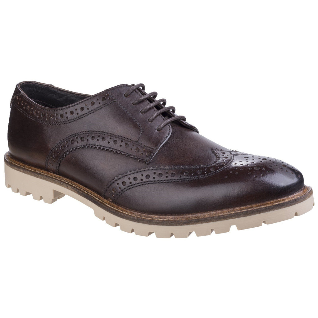 Base London Raid Brogues