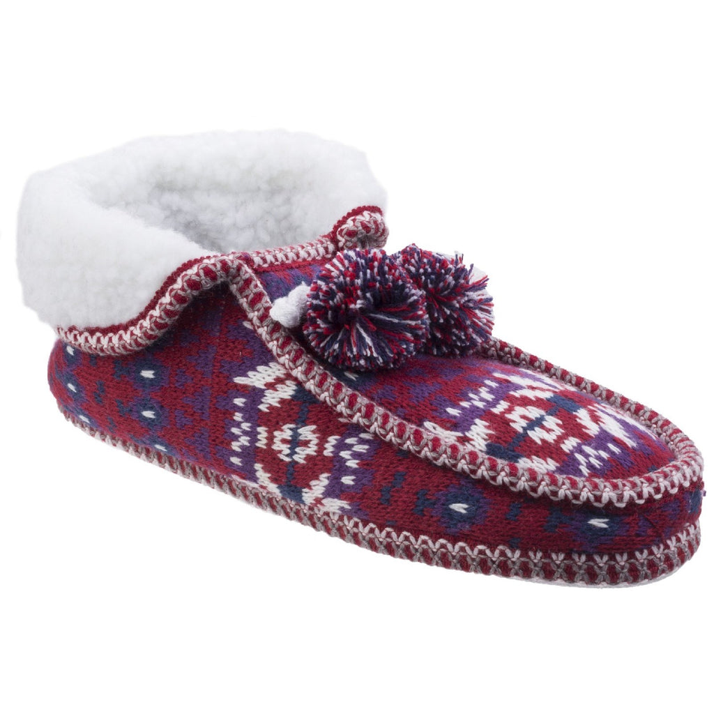 Divaz Lapland Booties Slippers-ShoeShoeBeDo