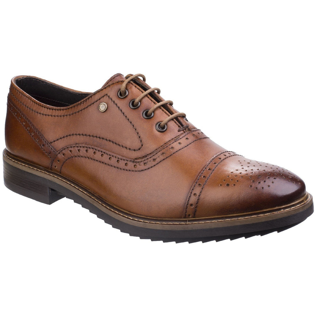 Base London Hardy Brogue Shoes