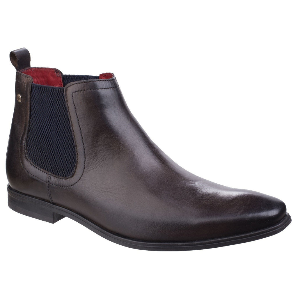Base London William Chelsea Boots