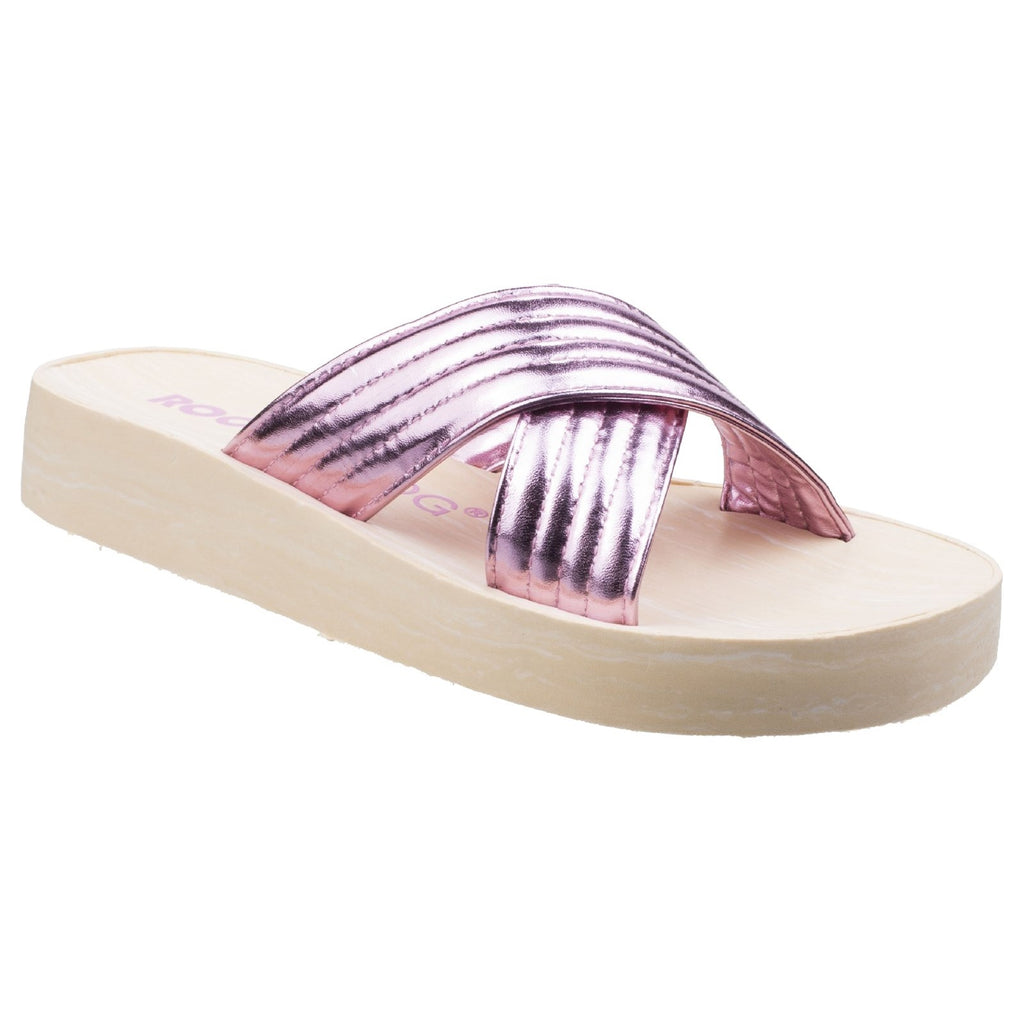 Rocket Dog Moon Shimmy Sandals