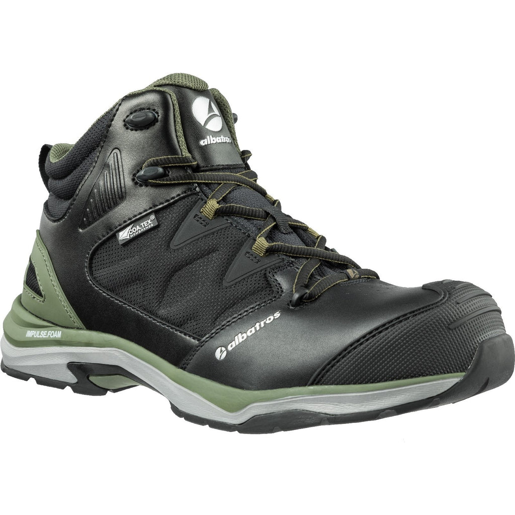 Albatros Ultratrail CTX Mid Safety Boots