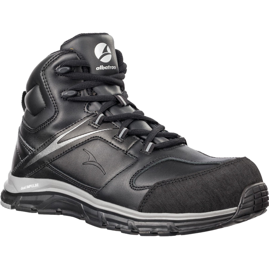 Albatros Vigor Impulse Mid Safety Boots-ShoeShoeBeDo
