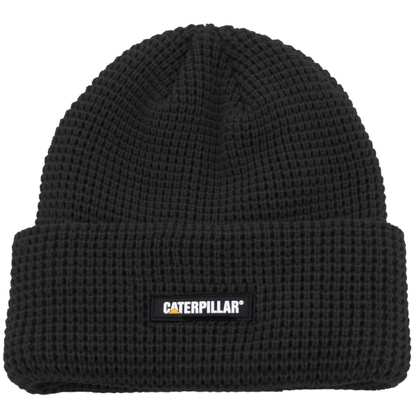 CAT Caterpillar Grid Watch Hat