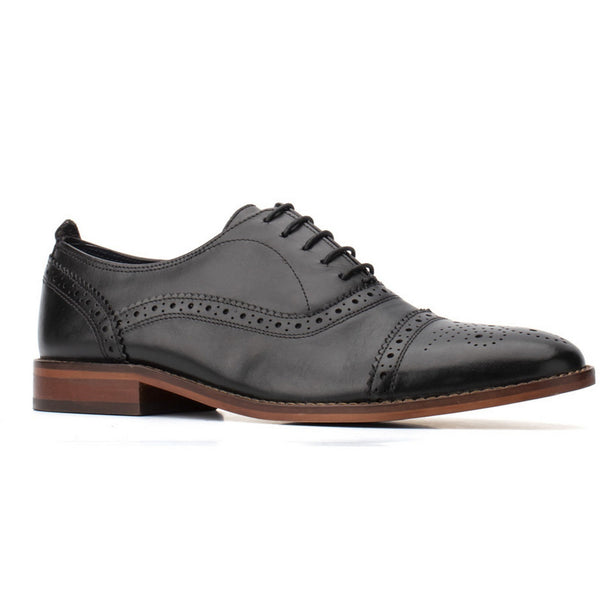 Base London Brogue Shoes