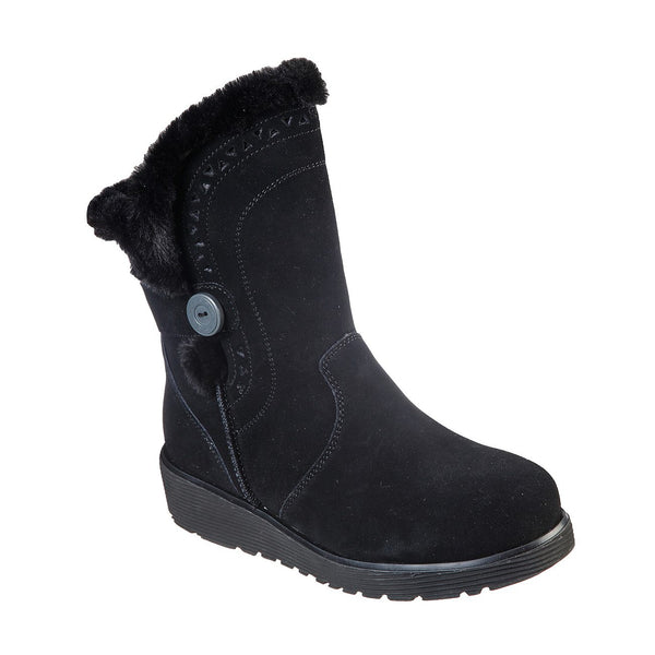 Skechers Keepsakes Wedge – Cozy Peak Boots