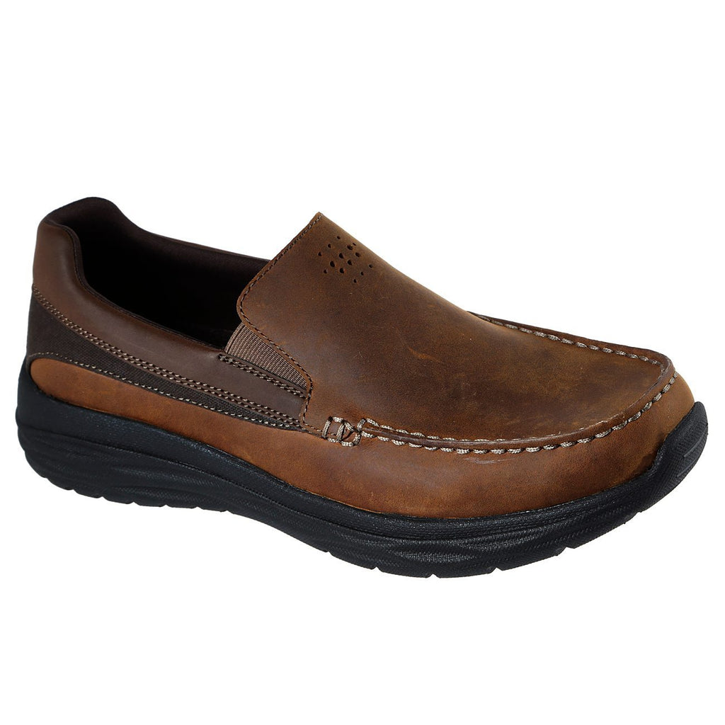Skechers Harsen - Ortego Shoes-ShoeShoeBeDo