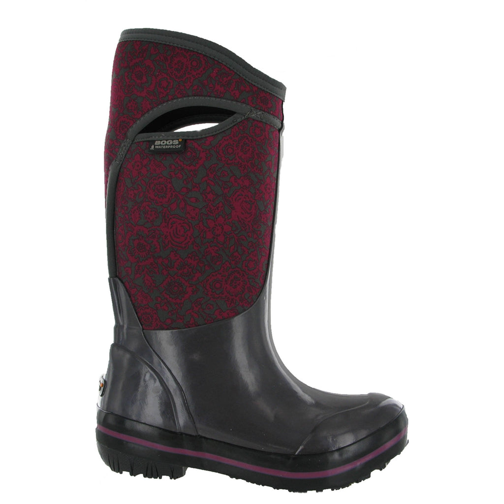 Bogs Neoprene Quilted Wellington Boots