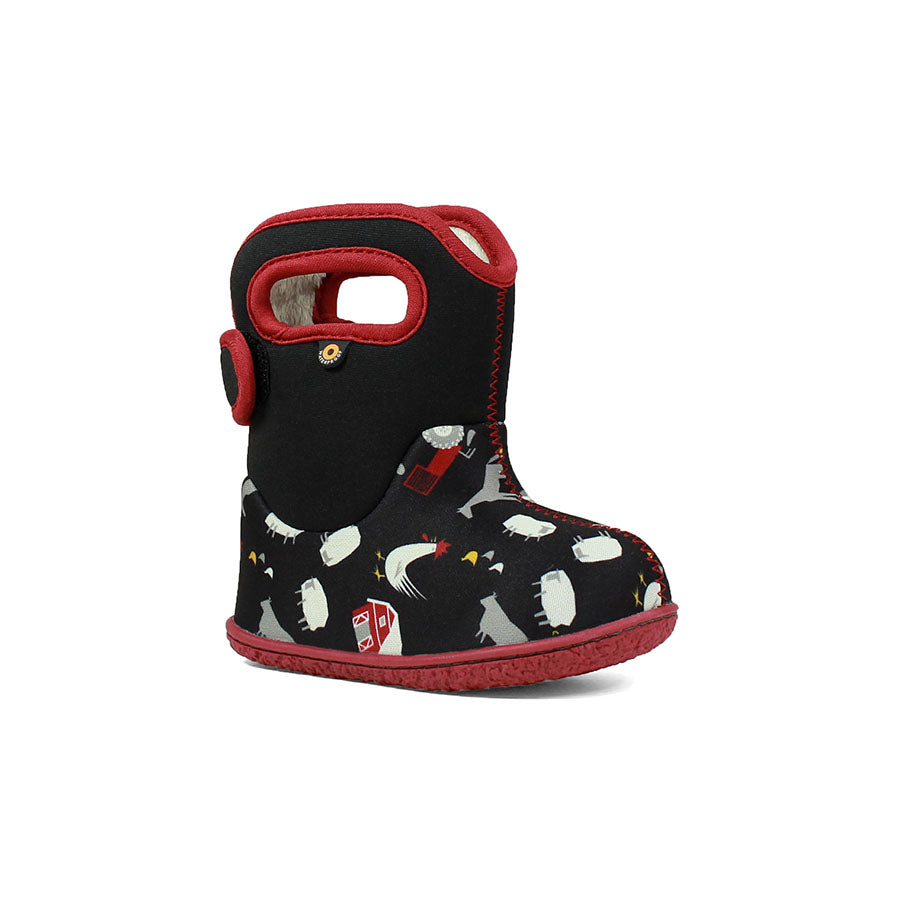 Baby Bogs Farm Wellington Boots-ShoeShoeBeDo